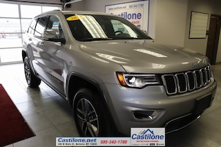 Used 2019 Jeep Grand Cherokee Limited SUV for sale in Batavia, NY