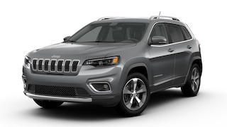 New 2019 Jeep Cherokee LIMITED 4X4 Sport Utility for sale in Batavia