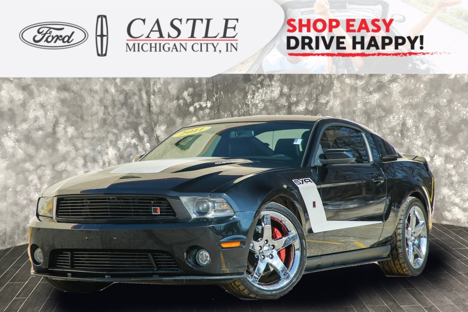 2011 Ford Mustang GT Premium Coupe