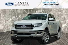 2019 Ford Ranger LARIAT Truck SuperCrew