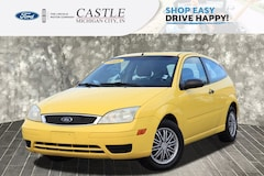 2005 Ford Focus S Coupe