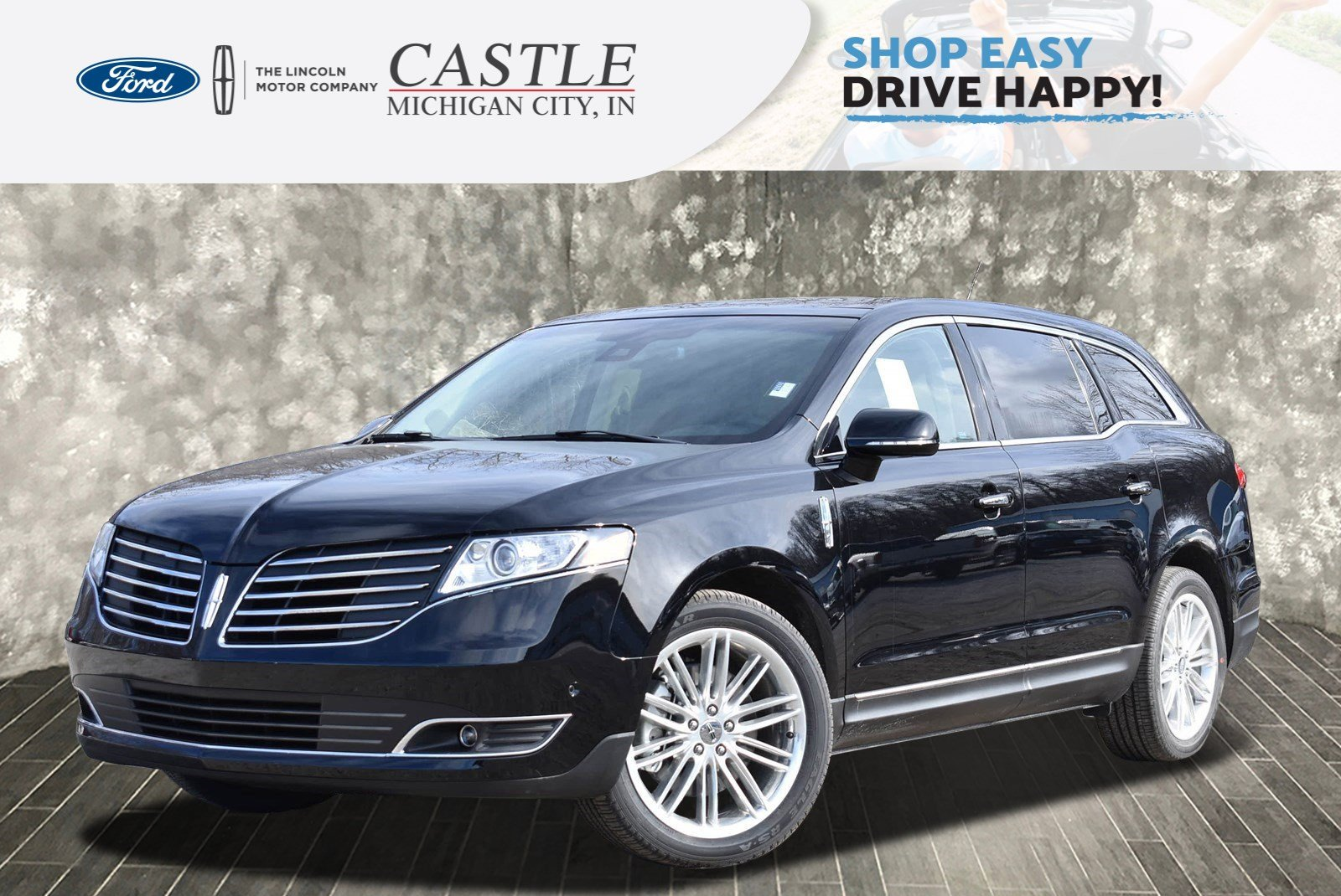 2018 Lincoln MKT Reserve 3.5L AWD Reserve