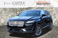 2020 Lincoln Nautilus Standard Standard FWD