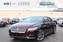 Used 2019 Lincoln Continental Select Select AWD