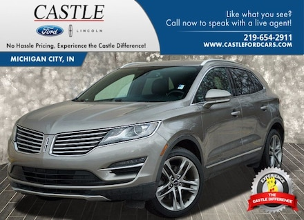 Castle Lincoln New Lincoln Dealership In Michigan City In 46360