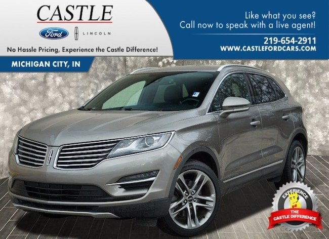 2016 Lincoln MKC Reserve AWD  Reserve
