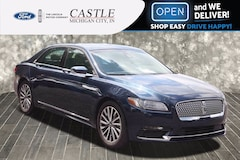 Used 2017 Lincoln Continental Select Select AWD
