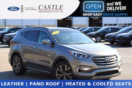 2018 Hyundai Santa Fe Sport 2.0T Ultimate 2.0T Ultimate Auto AWD