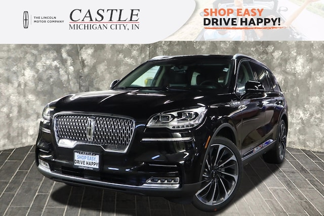 New 2020 Lincoln Aviator For Sale at Castle Lincoln | VIN