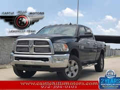 Used 2015 Ram 2500 SLT Truck Crew Cab for Sale in Lewisville, TX