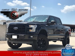 Used 2015 Ford F-150 Truck SuperCrew Cab for Sale in Lewisville, TX