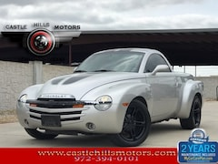 Used 2004 Chevrolet SSR Base Truck Standard Cab for Sale in Lewisville, TX