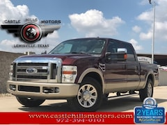 Used 2010 Ford F-250 Truck Crew Cab for Sale in Lewisville, TX