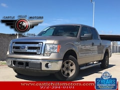 Used 2013 Ford F-150 Truck SuperCrew Cab for Sale in Lewisville, TX