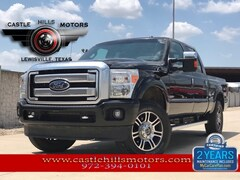 Used 2015 Ford F-250 XLT Truck Crew Cab for Sale in Lewisville, TX