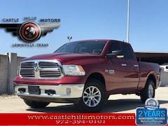 Used 2013 Ram 1500 SLT Truck Quad Cab for Sale in Lewisville, TX