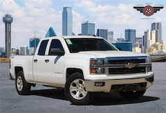 Used 2014 Chevrolet Silverado 1500 LT Truck Double Cab for sale in Lewisviile, TX