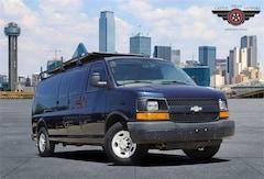 Used 2011 Chevrolet Express 3500 Work Van Van Extended Cargo Van in Lewisville, TX