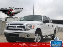 Used 2014 Ford F-150 Truck SuperCrew Cab for Sale in Lewisville, TX