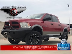 Used 2010 Dodge Ram 1500 SLT/Sport/TRX Truck Crew Cab for Sale in Lewisville, TX