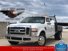 Used 2010 Ford F-350 Chassis Truck Crew Cab for Sale in Lewisville, TX