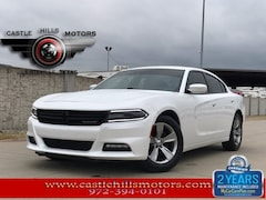 Used 2015 Dodge Charger SXT Sedan 2C3CDXHG1FH870022 for Sale in Lewisville, TX