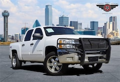 Used 2012 Chevrolet Silverado 1500 LT Truck Crew Cab for sale in Lewisviile, TX