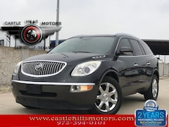 Used 2012 Buick Enclave Leather SUV 5GAKRCEDXCJ319093 for Sale in Lewisville, TX