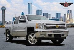 Used 2012 Chevrolet Silverado 1500 LT Truck Crew Cab for Sale in Lewisville, TX