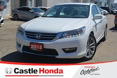 2015 Honda Accord Touring V6/ REMOTE STARTER INCLUDED! Sedan