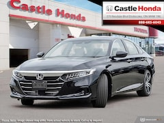 2021 Honda Accord Touring 2.0T Sedan