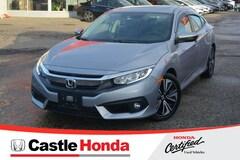 2016 Honda Civic EX-T/HONDA CERTIFIED Sedan