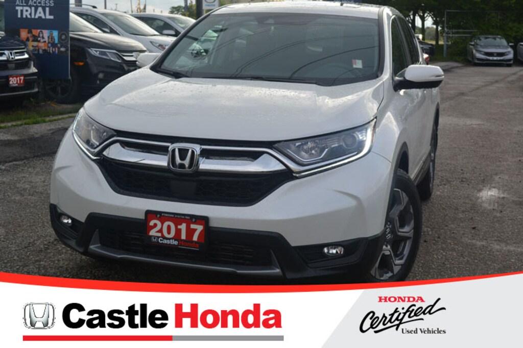 Used 2017 Honda Crv >> Used 2017 Honda Cr V For Sale At Castle Honda Vin