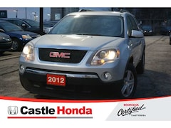 2012 GMC Acadia SLT AWD/AS-IS SUV