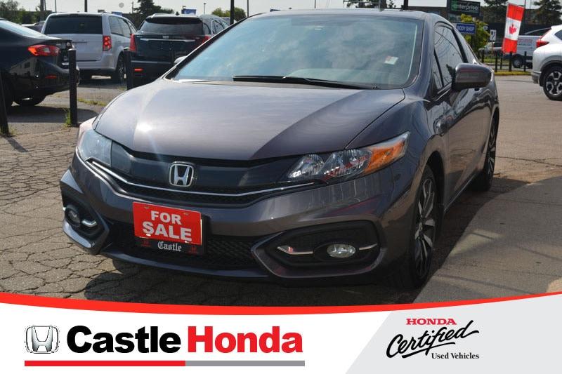 2015 Honda Civic EX-L Navi Coupe