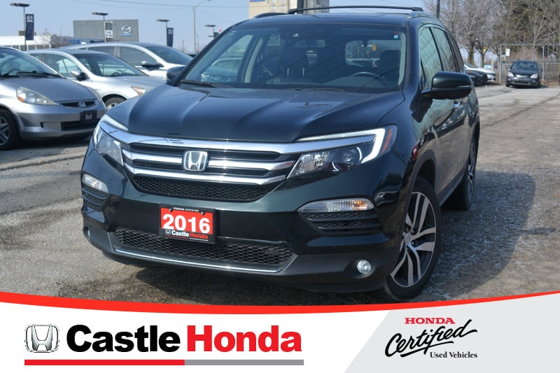 2016 Honda Pilot Touring SUV