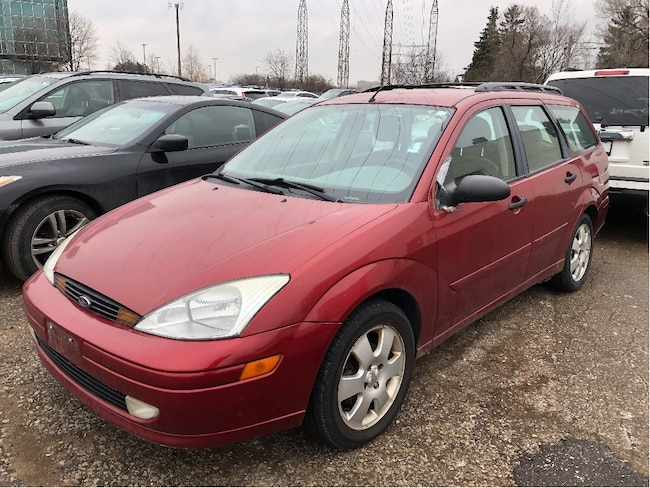 2002 Ford Focus AS-IS Wagon