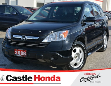 2008 Honda CR-V LX/CERTIFIED!!! SUV