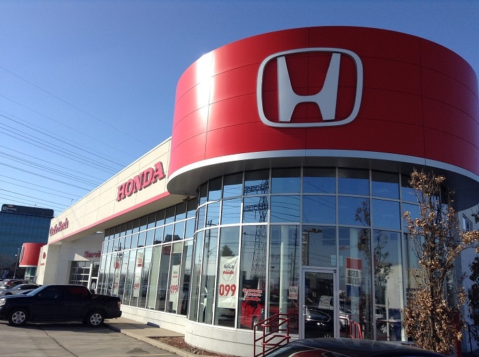 About Castle Honda in Etobicoke - Castle Honda