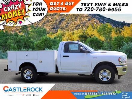 2020 Ram 2500 TRADESMAN REGULAR CAB 4X2 8' BOX Regular Cab