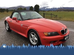 1997 BMW 3 Series 1.9L Roadster