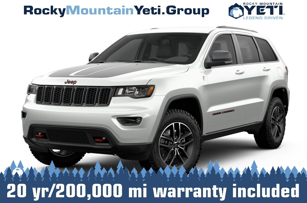 New 2019 Jeep Grand Cherokee TRAILHAWK 4X4 For Sale in