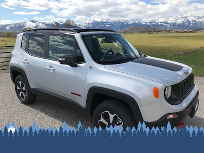 New 2019 Jeep Renegade For Sale at Rocky Mountain Yeti