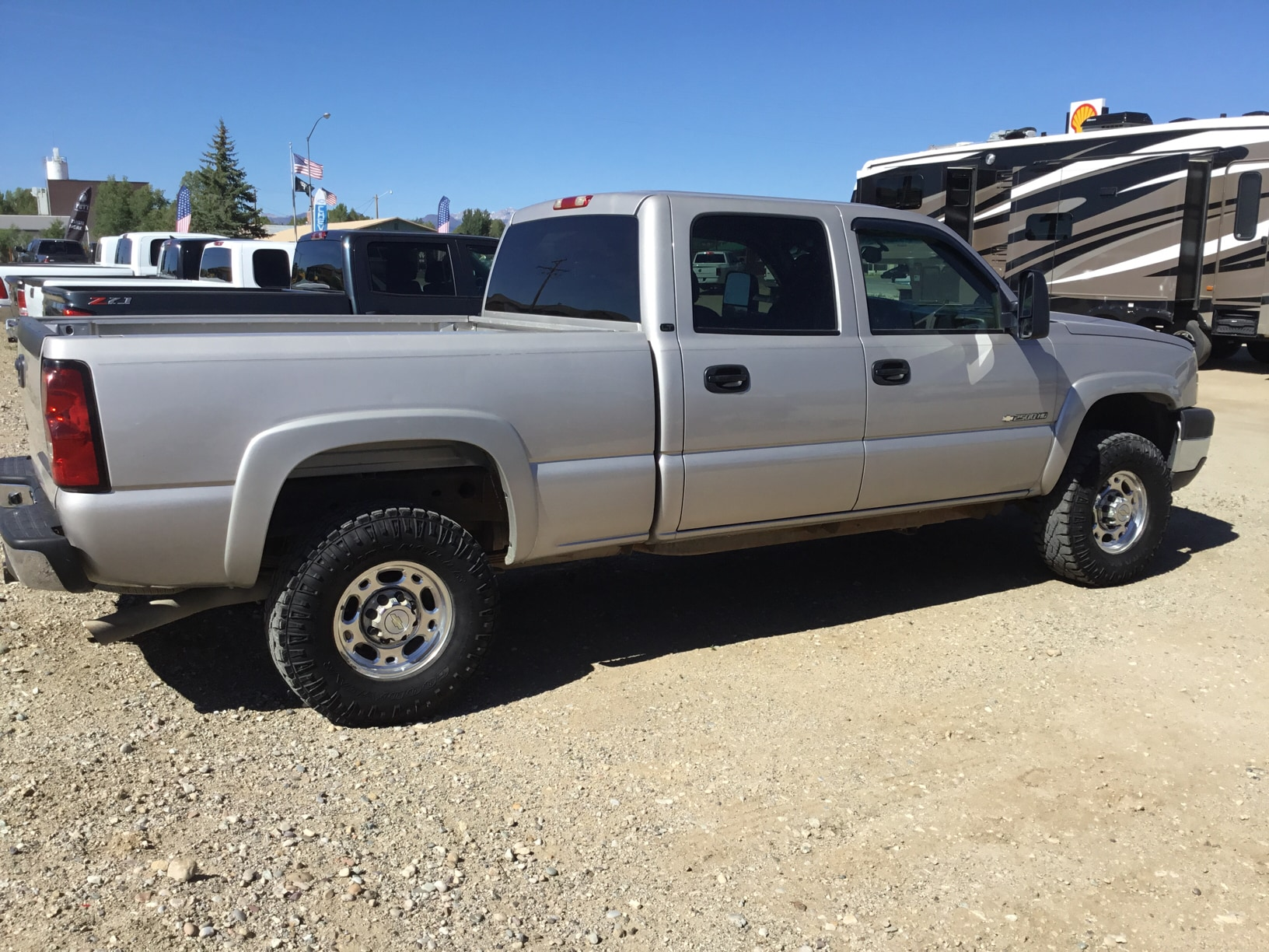 Used 2007 Chevrolet Silverado 2500HD Classic For Sale at