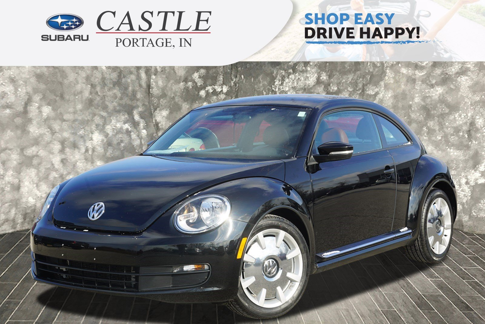 2015 Volkswagen Beetle Coupe 1.8T Classic Coupe