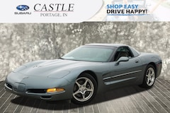 Used 2003 Chevrolet Corvette For Sale in Portage, IN