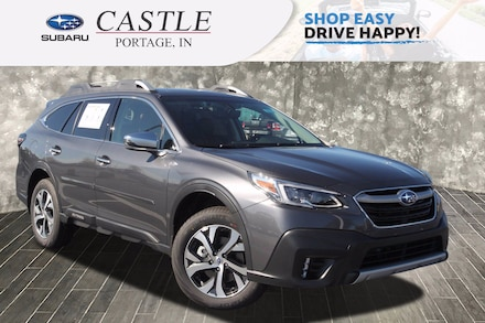 Featured New 2021 Subaru Outback Touring XT SUV for Sale in Portage, IN