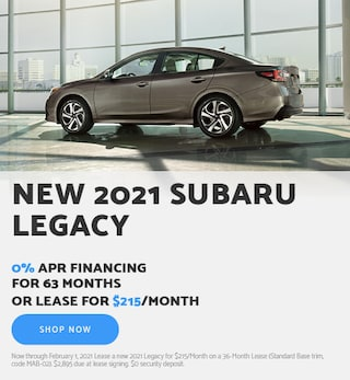 January - 2021 Legacy