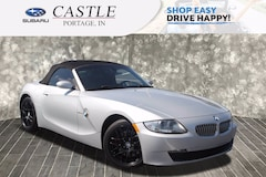 Used 2008 BMW Z4 For Sale in Portage, IN