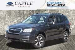 Certified Pre-Owned 2017 Subaru Forester Premium SUV P6288 in Portage, IN